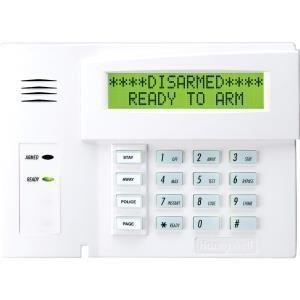 Honeywell 6160 Keypad