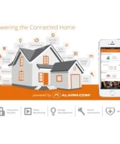 Affordable Alarm.com No Contract Home Security Alarm Monitoring