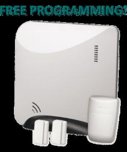 Alula Helix REHXK-210 Home Security Kit