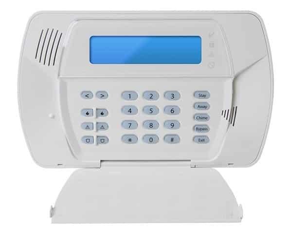 DSC Impassa Wireless Home Security System