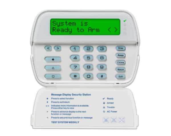 DSC PK5500 Keypad