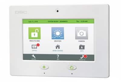DSC Touch Wireless System