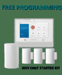 Honeywell Lyric Wireless Security Kit6-WIFI only-1