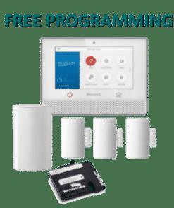 Honeywell Lyric Wireless Security Kit7-LTE-A
