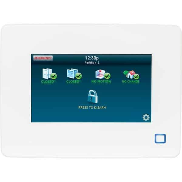 Interlogix Concord 4 Touchscreen