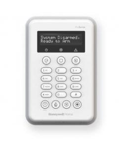 Honeywell Home PROSIXLCDKP ProSeries SiX Wireless LCD Keypad