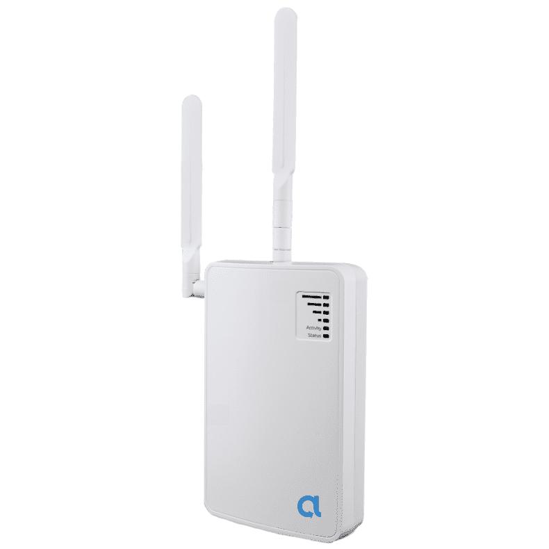 Alula bat lte universal dual-path cellular lte ethernet alarm communicator