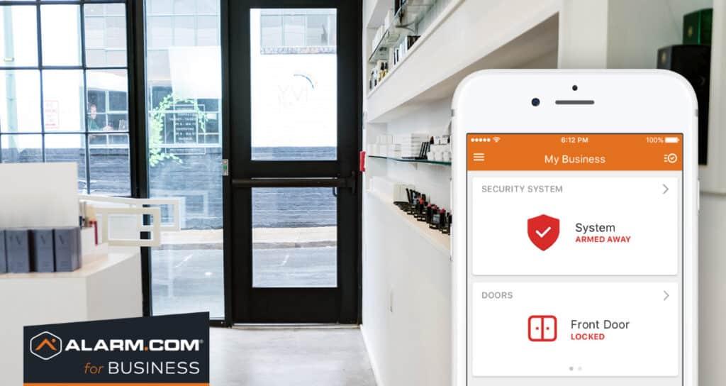 Alarm.com Alarm Monitoring For Business