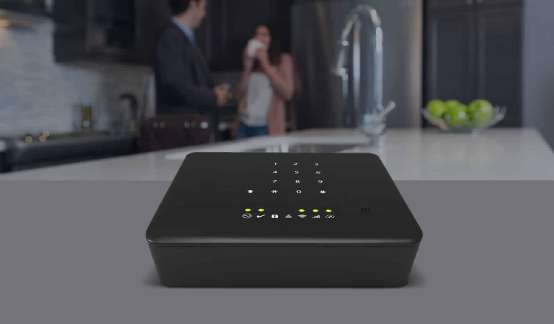 DSC iOtega Wireless DIY Security Panel